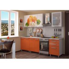 Кухня 1,8м - Персик 15 300 руб.