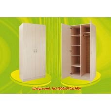 Шкаф комбинированный №3