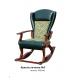 Кресло-качалка №3
