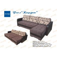 """Угловой диван """"Жардин"""""""