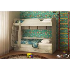 """Двухъярусная кровать """"композиция 2 - ДН-84"""""""
