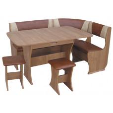 """Кухонный угол """"КУ - 1"""" с раскладным столом"""