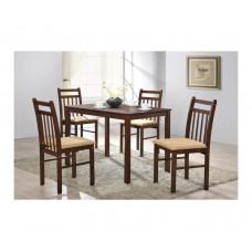 Обеденная группа ES 1006 с 4-мя стульями